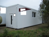 Kochcontainer, Küchencontainer 10m